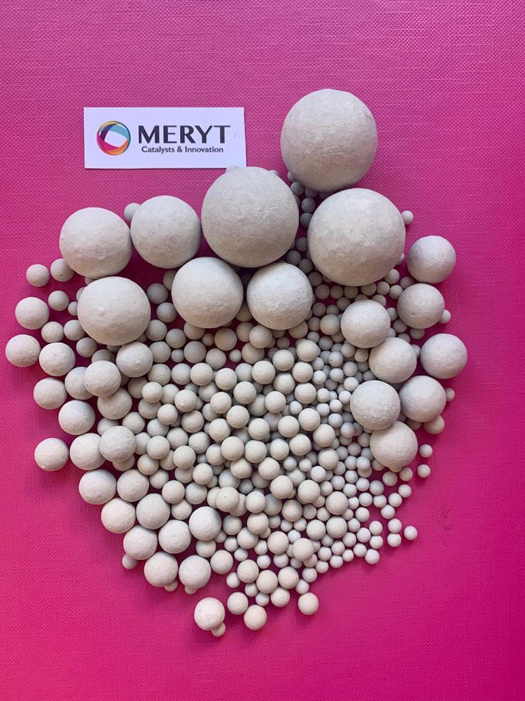 Bolas cerámicas